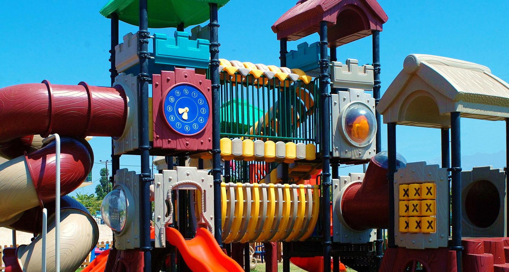 cretasun-slide-playground